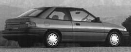 Used 1992 Ford Escort LX
