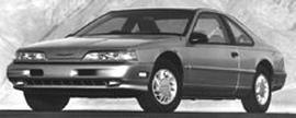 Used 1992 Ford Thunderbird LX