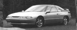 Used 1992 Subaru SVX 4WD