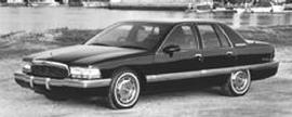 Used 1993 Buick Roadmaster Estate