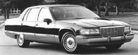 Used 1993 Cadillac Fleetwood Base