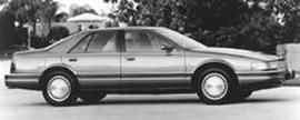 Used 1993 Cadillac Seville Touring