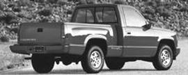 1993 Chevrolet 1500 COMMERCIAL