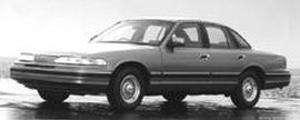 Used 1993 Ford Crown Victoria LX