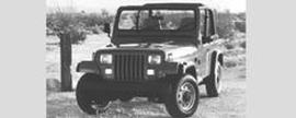 Used 1993 Jeep Wrangler S