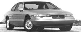 Used 1993 Lincoln Mark VIII