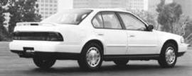 Used 1993 Nissan Maxima GXE
