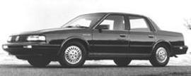 Used 1993 Oldsmobile Cutlass Ciera S