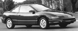 Used 1993 Saturn SC SC MT
