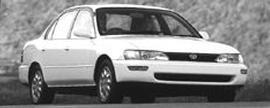 Used 1993 Toyota Corolla DX