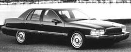 Used 1994 Buick Roadmaster Base
