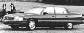 Used 1994 Cadillac DeVille