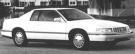 Used 1994 Cadillac Eldorado Touring