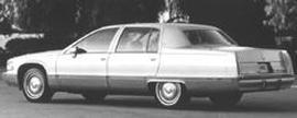 Used 1994 Cadillac Fleetwood Base