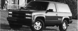 Used 1994 Chevrolet Blazer Cheyenne
