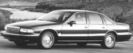 Used 1994 Chevrolet Caprice Classic