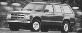 Used 1994 Chevrolet S-10 Blazer Base