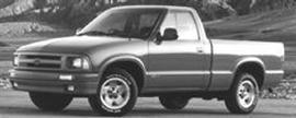 Used 1994 Chevrolet S-10 LS