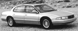 Used 1994 Chrysler LHS