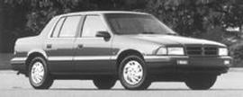 Used 1994 Dodge Spirit Base