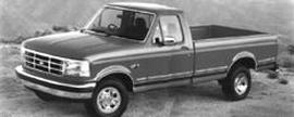1994 Ford F-150 XL SuperCab