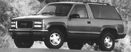 Used 1994 GMC Yukon SL