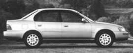 Used 1994 Toyota Corolla DX
