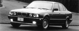 Used 1995 BMW 540 i
