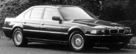Used 1995 BMW 740 i