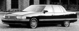 Used 1995 Cadillac DeVille