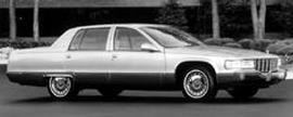 Used 1995 Cadillac Fleetwood Base