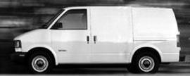 Used 1995 Chevrolet Astro