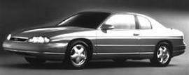 Used 1995 Chevrolet Monte Carlo LS