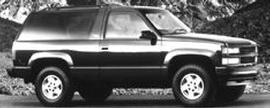 Used 1995 Chevrolet Tahoe