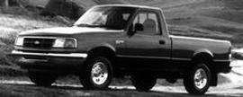 Used 1995 Ford Ranger XLT