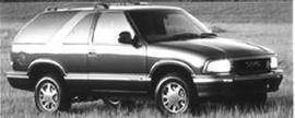 Used 1995 GMC Jimmy Base