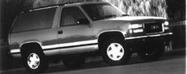 Used 1995 GMC Yukon Base