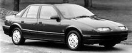 Used 1995 Saturn SL 2