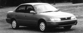 Used 1995 Toyota Corolla LE