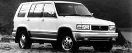 Used 1996 Acura SLX