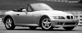Used 1996 BMW Z3 Roadster