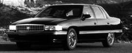 Used 1996 Cadillac DeVille