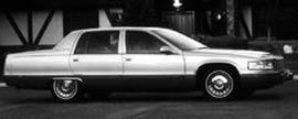 Used 1996 Cadillac Fleetwood Base