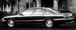 1996 Chevrolet Caprice Classic 1SB SPECIAL VAL