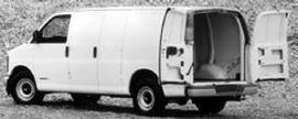 Used 1996 Chevrolet Van G30