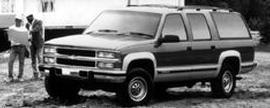 Used 1996 Chevrolet Suburban 2500