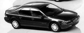 Used 1996 Chrysler Cirrus LX
