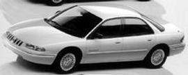 Used 1996 Chrysler Concorde LX
