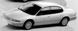 Used 1996 Chrysler LHS
