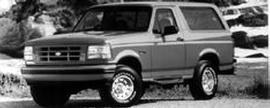 Used 1996 Ford Bronco XLT